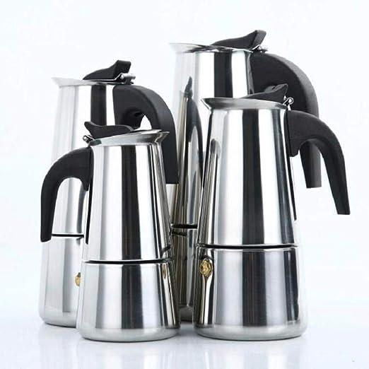 SEESEESEE.U Moka Pot, Moka Espresso Cafetera Cafetera ...