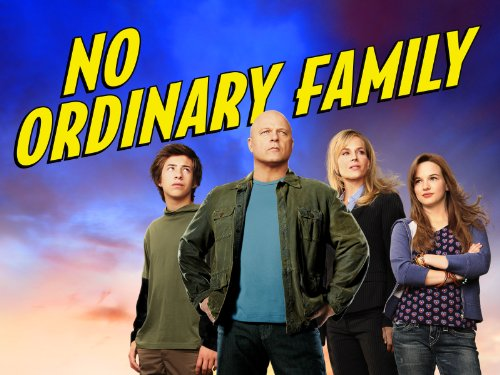 No Ordinary Family: No Ordinary Double Standard / Season: 1 / Episode: 14 (2011) (Television Episode)