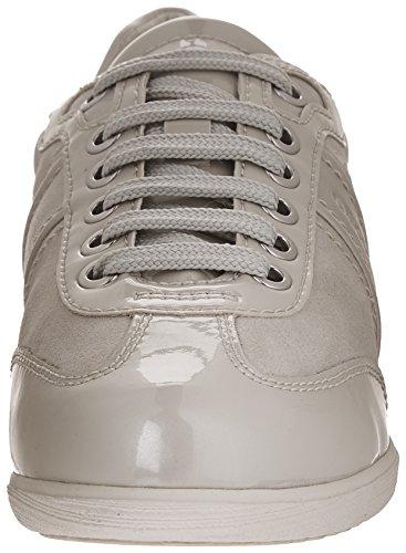 A D Geox Myria Beige Damen Sneaker q4wOgUA