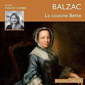 La cousine Bette Audiobook