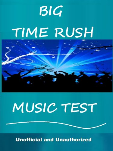 The Big Time Rush Music Test - How Well Do You Know Their - Pena Game Carlos