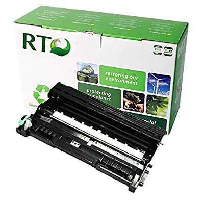 Renewable Toner © DR420 (Brother DR-420) Compatible Laser Drum Cartridge for Brother Printers: Brother HL-2230, HL-2240, HL-2270 | MFC-7360, MFC-7460, MFC-7860 | DCP-7060, DCP-7065