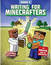Writing for Minecrafters: Grade 3