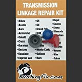 yukon transmission - BushingFix Bushing Fix IM1KIT1 - Transmission Shift Cable Bushing Repair Kit