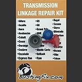#4: BushingFix Bushing Fix IM1KIT1 - Transmission Shift Cable Bushing Repair Kit