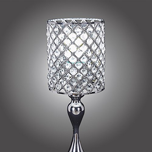 MonaLisa Gallery Modern Crystal Classic Table Lamp SML-150T W12xH19