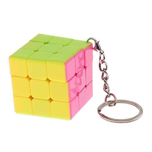 CUTICATE 3x3x3 Mini Speed Cube Puzzle Juego Educativo ...