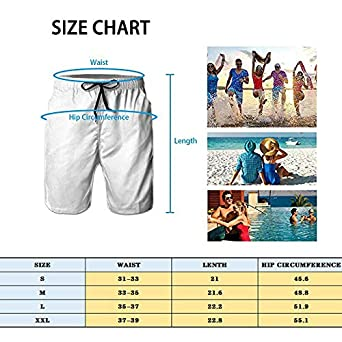 P-AKAS Cactus Flowers Beach Swim Trunks Water Sports Running Shorts for Men Beachwear