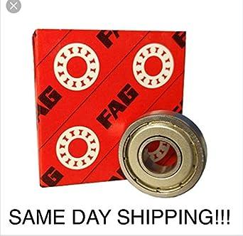 Bearing 627 ZZ 627zz 627Z 627z 627 2ZR 627ZZ dimension 7x22x7 fast free shipping