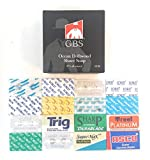 GBS Double Edge Razor Blade Sample Pack - Variety