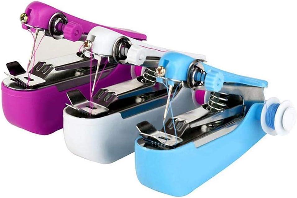 machine /à coudre /à la main /électrique portative avec point de couture Accessaries Portable /électrique point doutils for le tissu des m/énages Mini Machine /à coudre Maison Voyage V/êtements