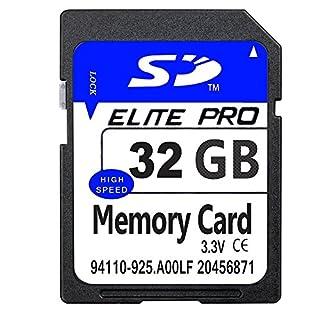 Papake 32GB Utra Class 10 SDXC Flash Memory Card, Frustration-Free Packaging- SDSDB-064G-AFFP Black