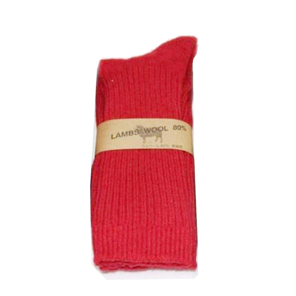 ZAPT 80% Lamb Wool Mens Winter Outdoor Sports Socks Multi Colors Thick Boot Socks