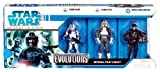 : Star Wars 3.75 Inch Scale Clone Wars Evolutions - Imperial Pilots Legacy 3 Pack