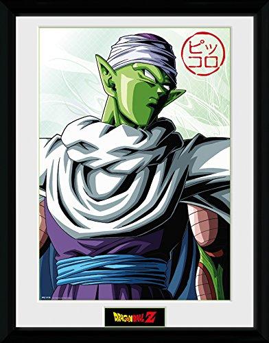 GYE Dragonball Z Framed Poster Piccolo 45 x 34 cm Posters Wa