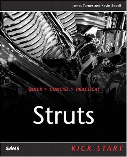 Struts Kick Start James Turner product image