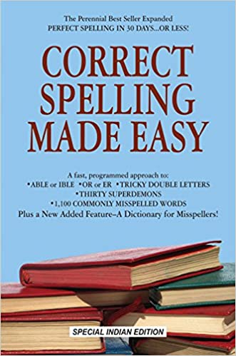 Buy Correct Spelling Made Easy Book Online at Low Prices in