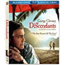 The Descendants (Blu-ray + DVD + Digital Copy)