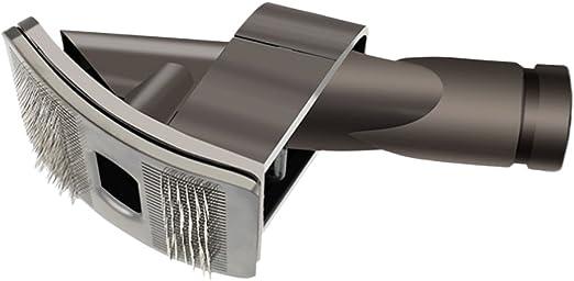 Cepillo de Pelo Aspirador para Mascotas Cabezal de Compatible Accesorios para Piezas de Vacío: Amazon.es: Hogar