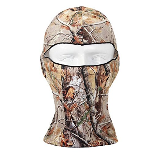 DDLBiz Thin 3D Outdoor Cycling Ski Balaclava Neck Hood Full Face Mask Hat Beanie Animal (BB-11)