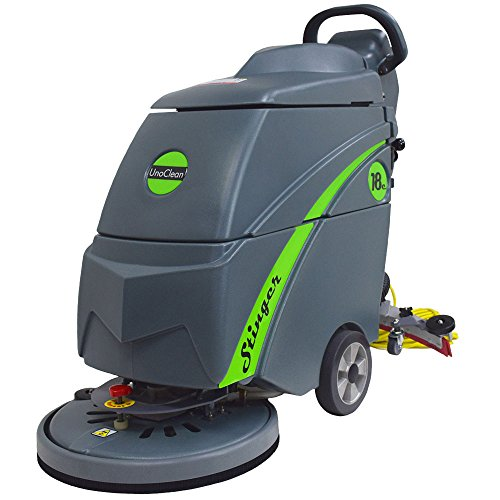 Stinger Electric Automatic Floor Scrubber - Small Area - 18