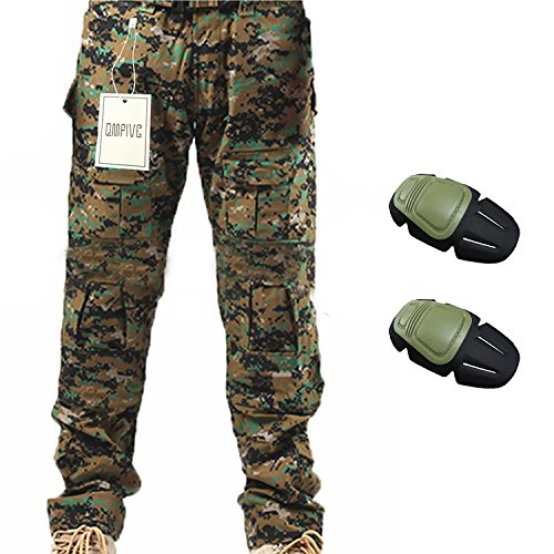 Bdu 3 Da Camo Pantaloni Per Combat Military Men's Paintball Tactical Softair Combattimento Aor2 Shooting Qmfive Army Militari Airsoft Tattici gUwzxUCq