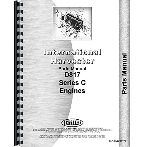New Hough H-100C Wheel Loader Engine Parts Manual ()