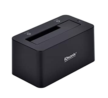 Amazon.com: idsonix u3102 USB 3.0/2.0 SATA 1 bahía estación ...