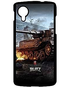 2015 Case Fun World Of Tanks Blitz Wargaming Net Hard Back Case Cover for LG Google Nexus 5 1980967ZA724132433NEXUS5 Final Cut Game Case's Shop
