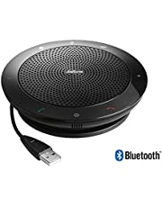 Jabra Speak 510 Wireless Bluetooth Speaker for Softphone and Mobile Phone (U.S. Retail Packaging)
