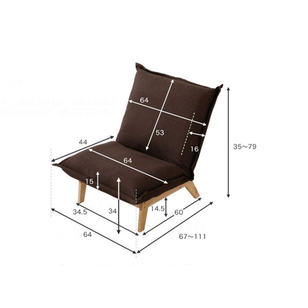 Amazon.com: SYF - Sillón de cama plegable para dormitorio ...