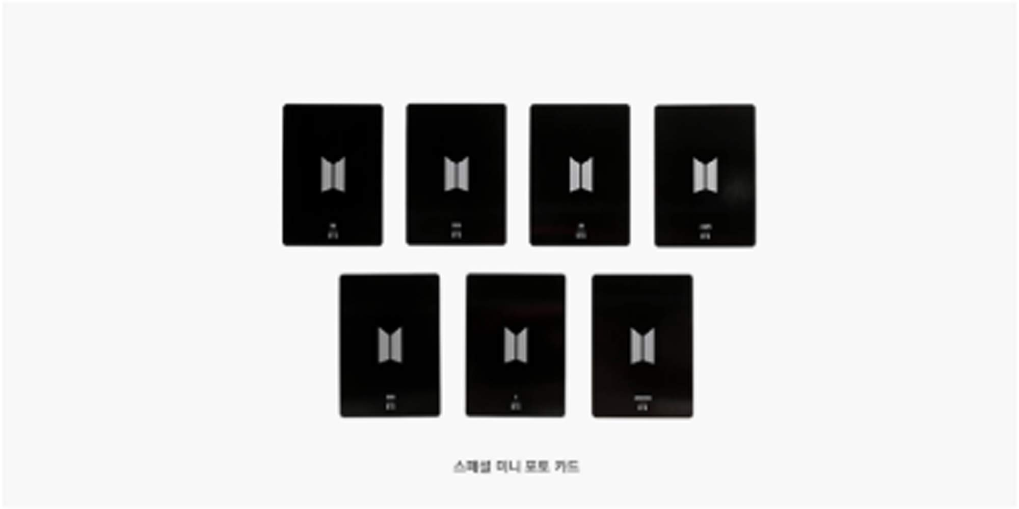 Bangtan Boys BTS Official Lightstick ver3 + One Random Acrylic Photocard (BTS 2019 Season's Greetings Concept) by Bangtan Boys (Image #4)