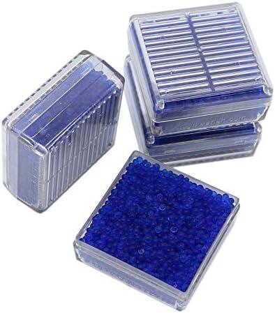 4 pcs útil Silica Gel desecante Humedad Humedad para absorber caja reutilizable: Amazon.es: Hogar