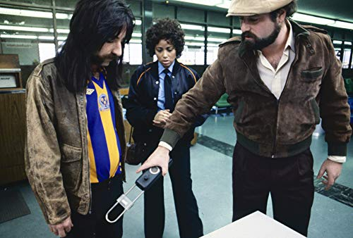 (This Is Spinal Tap Original 35mm Film Slide Rocker Gets Checked at Airport)