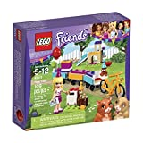 109 Pieces, Stephanie & Hamsters Party Train Building Set