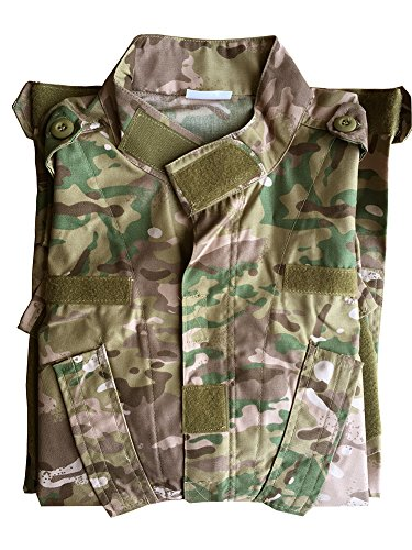 Camicia Uniforme Uomo Cp Tacvasen Esercito Militare Camo 7CAxqqRw