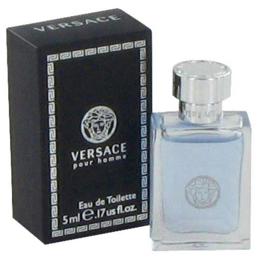 (Versace Pour Homme  By VERSACE FOR MEN 0.17 oz Mini EDT)