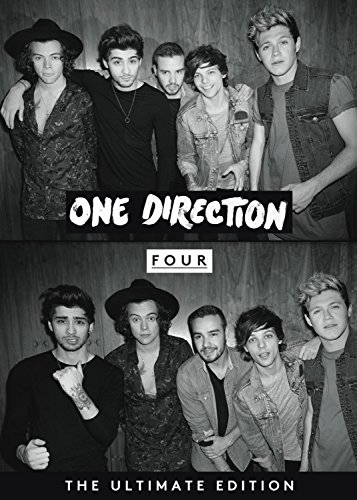 CD : One Direction - Four (Deluxe Edition)
