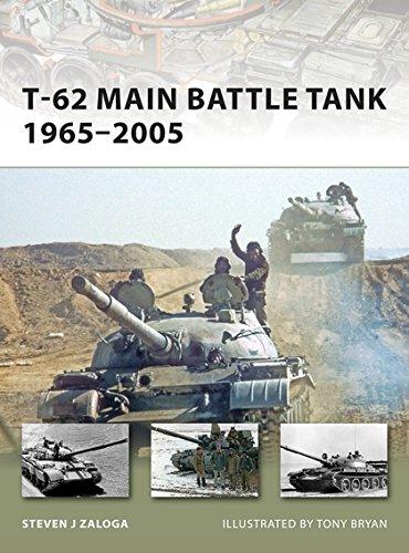 T-62 Main Battle Tank 1965–2005 (New Vanguard) ()