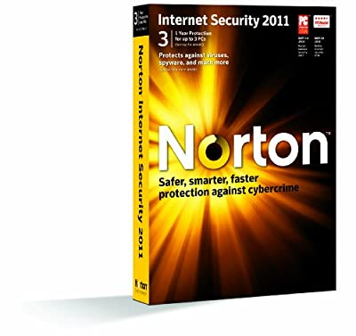 Norton Internet Security 2011 - 1 User/3 PC