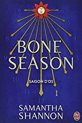 The bone season : Tome 1