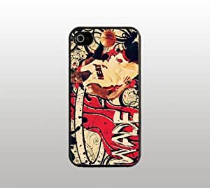 Dwayne Wade - Case for Apple iPhone 5 - Hard Plastic - Black - Custom Cover - Miami Heat Basketball