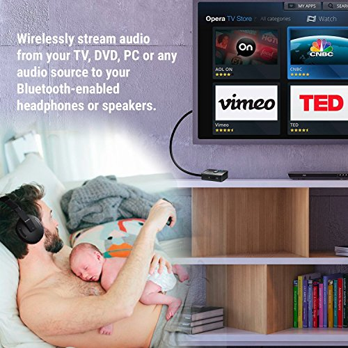 Review HomeSpot Bluetooth Transmitter for