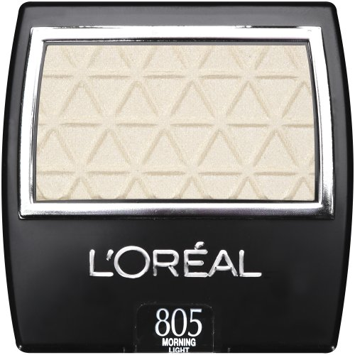 L'Oreal Paris Wear Infinite Eye Shadow Singles, Morning Light, 0.1 (Waterproof Eye Colour Base)