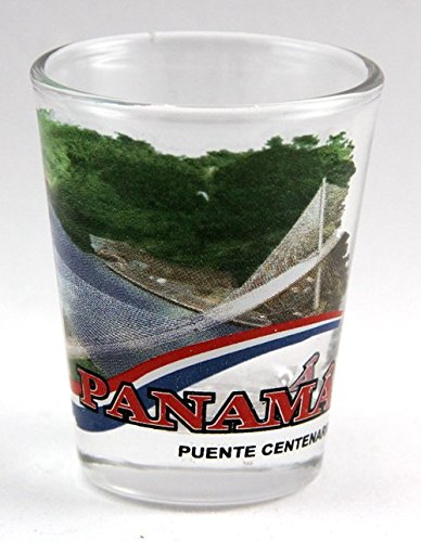 Panama Puente Centenario Shot Glass