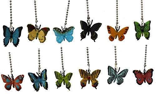 Assorted styles BUTTERFLY ceiling butterflies product image