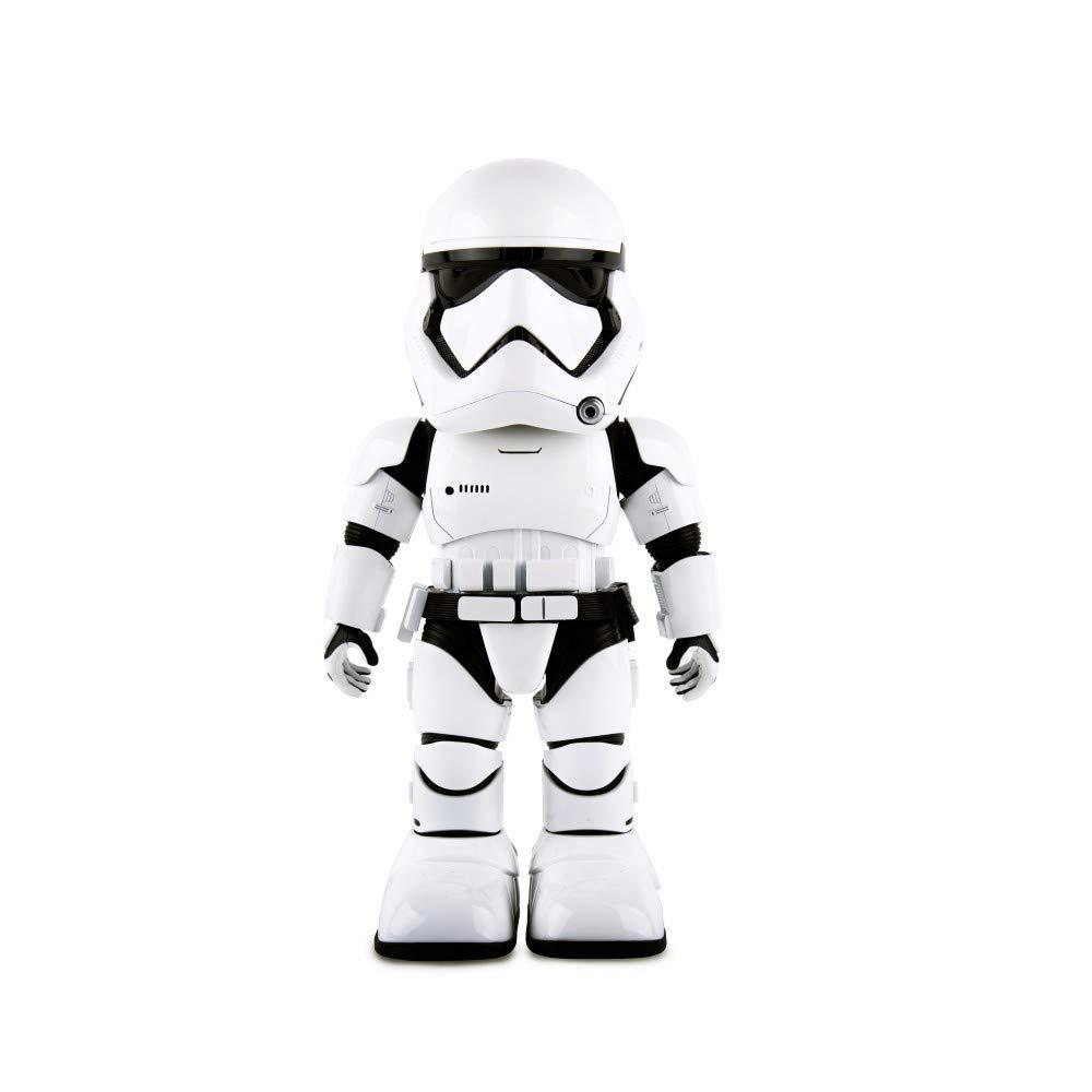 First Order Stormtrooper Augmented Reality Roboter mit Sprachsteuerung und Gesichtserkennung