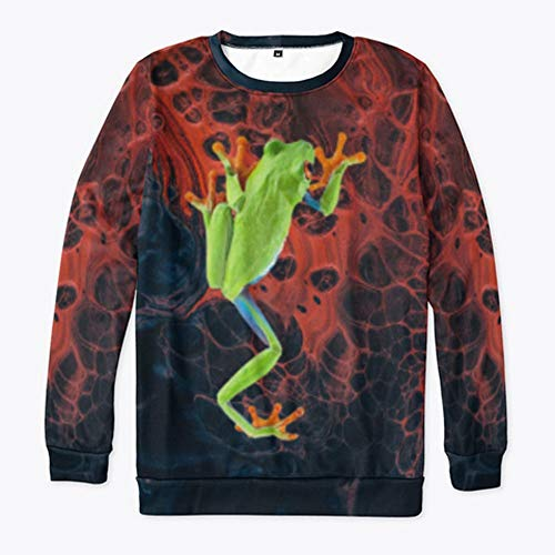 Frog Hiking, Climbing Be Adventure: download  Source Files of Frog Hiking, Climbing Be Adventure Sweatshirt design