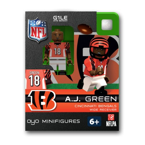 NFL Cincinnati Bengals A.J. Green Figurine for sale  Delivered anywhere in USA