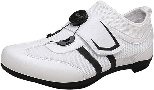 shoes Zapatillas de Ciclismo de Verano sin traba para Hombre y ...